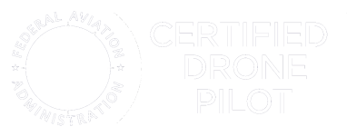 FAA Certified Drone Pilot Logo